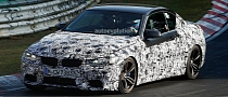 Spyshots: BMW M4 Cabrio Laps the Nurburgring