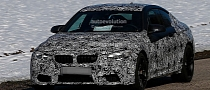 Spyshots: BMW M4 Coupe Looks Production-Ready