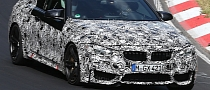 Spyshots: BMW M4 Laps the Nurburgring