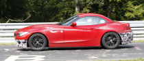 Spyshots: BMW Z4 M-Sport Package