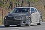 Spyshots: Cadillac ATS-V Coupe Is the BMW M4 Rival