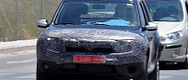 Spyshots: Dacia Launching Facelift for Duster SUV