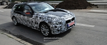 Spyshots: F30 BMW 3 Series Wagon