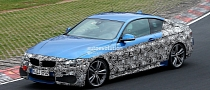 Spyshots: F32 BMW 435i M Sport at the Nurburgring