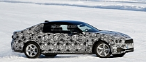 Spyshots: F35 BMW 4 Series Gran Coupe Winter Testing