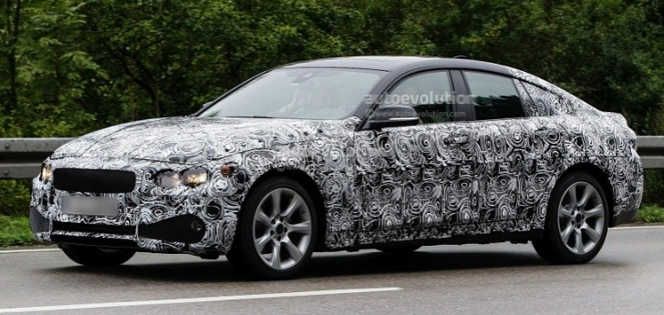 Spyshots: F36 BMW 4-Series Gran Coupe