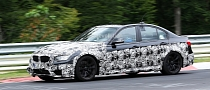 Spyshots: F80 BMW M3 Sheds Camo, Takes on 'Ring