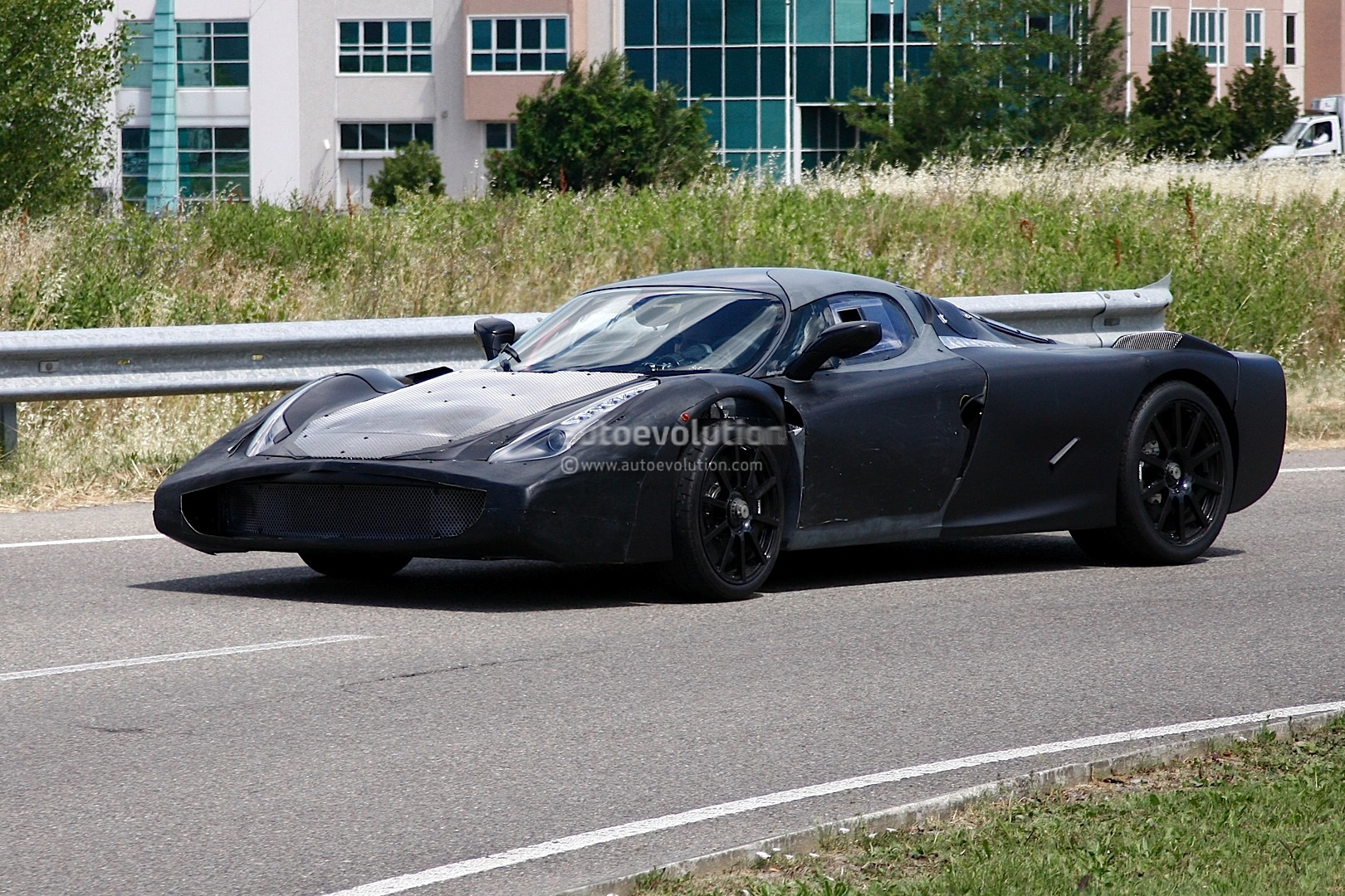 Spyshots Ferrari Enzo Ii Autoevolution