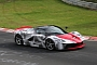 Spyshots: Ferrari LaFerrari Lapping the Nurburgring