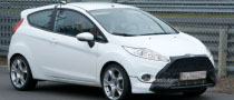 Spyshots: Ford Fiesta ST Testing on the Nurburgring