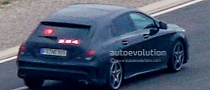 Spyshots: Mercedes CLA Shooting Brake First Photos