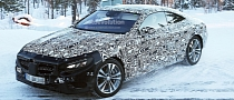Spyshots: Mercedes S-Class Coupe Getting Ready to Replace the CL