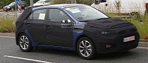 Spyshots: New Hyundai i20 Looks Promising
