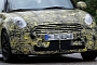 Spyshots: New MINI Cooper Reveals Its Headlights