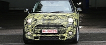 Spyshots: New MINI Cooper S Plays the Teasing Game
