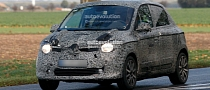 Spyshots: New Renault Twingo Shows Details