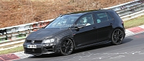 Spyshots: New VW Golf R Tipped to Produced 300 HP