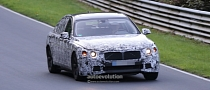 Spyshots: Next-Gen BMW 7 Series Hits the Track