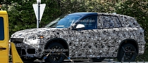 Spyshots: Next Generation BMW X1 Scooped, Based on UKL1 Platform