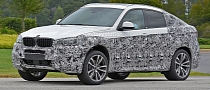 Spyshots: Next Generation BMW X6 First Photos