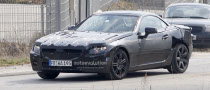 Spyshots: Next Generation Mercedes SLK
