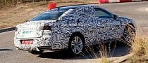 Spyshots: Next Generation Volkswagen Passat Shows New Details