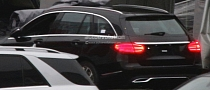 Spyshots: Next Mercedes C-Class Estate/Wagon Looks Good