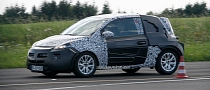 Spyshots: Opel Junior Spotted for the First Time