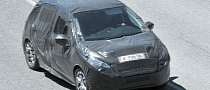 Spyshots: Peugeot 208 All Covered Up