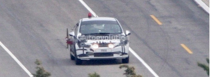 Spyshots: Peugeot 301 Coming to Replace 308