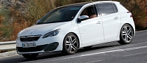 Spyshots: Peugeot 308 GTi Hot Hatch
