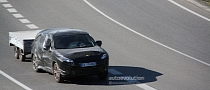Spyshots: Peugeot 4008 Covered Despite Web Reveal