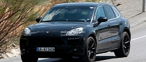 Spyshots: Porsche Macan SUV Nearing Production