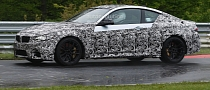 Spyshots: Pre-Production BMW M4 Laps the Nurburgring