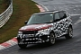 Spyshots: Range Rover Sport RS on Nurburgring