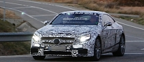 Spyshots: S63 AMG Coupe Looks Like the Coolest Mercedes Ever!