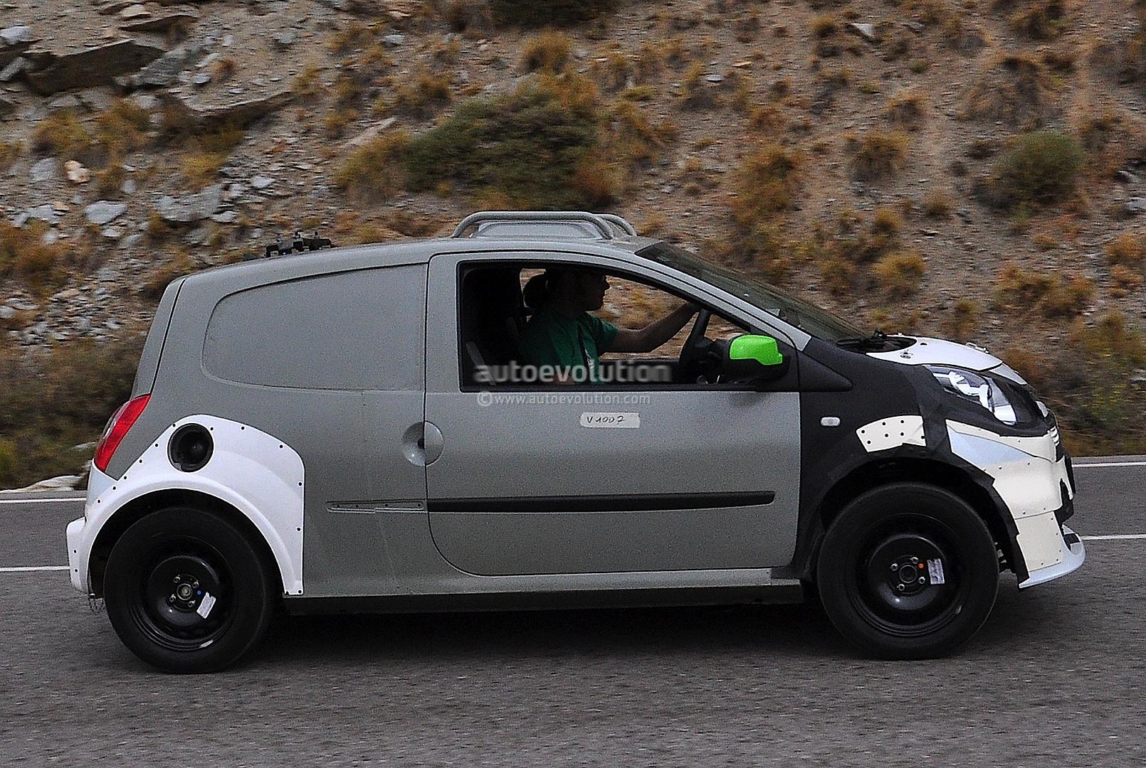 spyshots smart forfour test mule autoevolution
