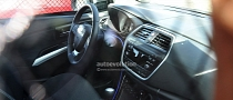 Spyshots: Suzuki SX4 Replacement Interior Revealed