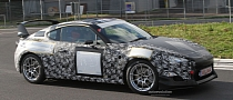 Spyshots: Toyota FT-86 Race Car