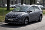 Spyshots: Toyota Verso Major Facelift