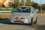 Spyshots: Toyota Yaris Facelift Getting Xenon Headlights