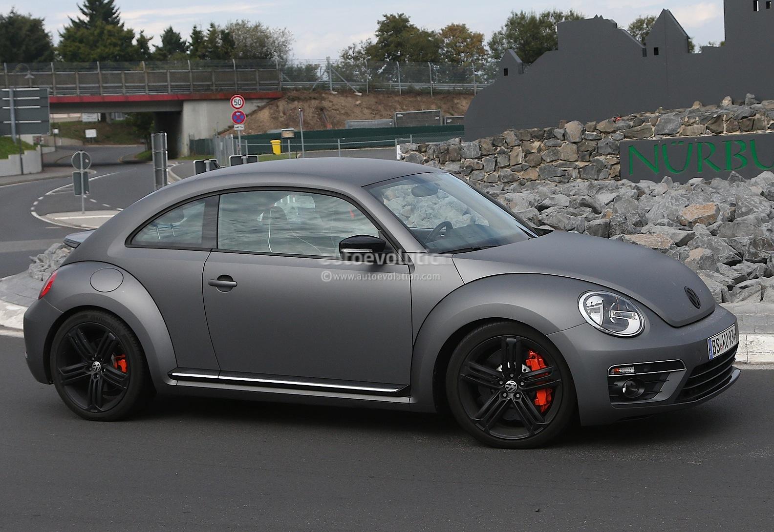 spyshots volkswagen beetle r autoevolution. Black Bedroom Furniture Sets. Home Design Ideas