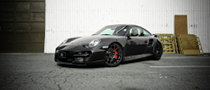 SR Auto and ADV.1 Join Forces for Porsche 911 Turbo Project