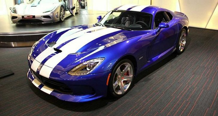 SRT Viper GTS For Sale in Dubai [Video]