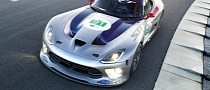 SRT Viper Returns to Le Mans for 2013