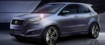 SsangYong C200 Aero Concept Official Photo