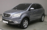 Korando C will be presented in Paris