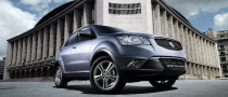 SsangYong Korando Launched, Pricing Announced