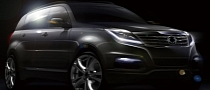 New Ssangyong Rexton Official Renderings Released