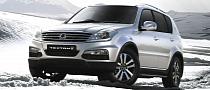 Ssangyong Rexton W Goes on Sale, Starts at £21,995